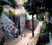 """""""Zana & Eresmas Cacamut"""". Valparaíso 2014."""