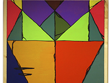 Zanahoria geometrica / 2011 (vendido)