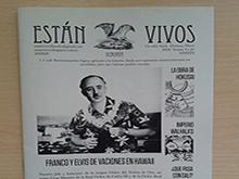 """Ilustración fanzine """"Estánvivos"""""""