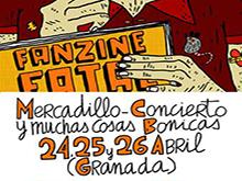 Festival Fanzine Fatal (Cocorocó,Granada)
