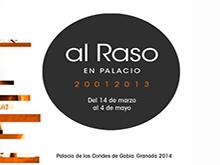 Exposición Alraso (Palacio de los Condes de Gabia, Granada)