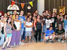 """Exposición """"BENDITA CIUDAD NATAL, ADIÓS"""" 2014"""