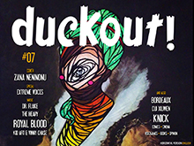 Duckout #7 Magazine